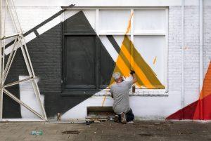 Zedz, Heerlen Murals, Street Art Netherlands. Photo Credit Henrik Haven