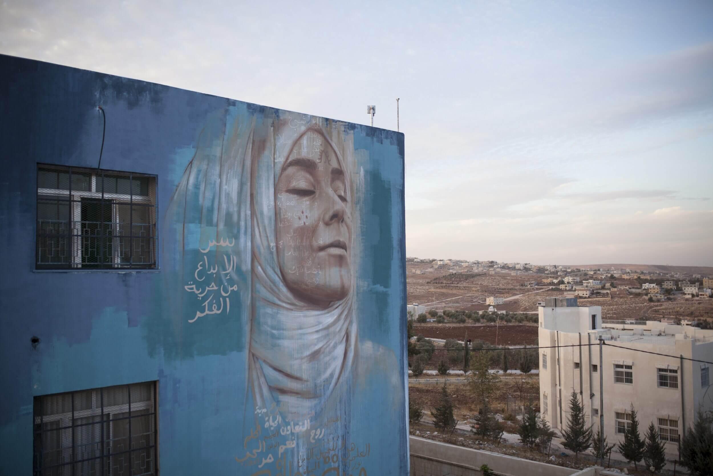 Recap of Thought Provoking Street Art Murals in 2016