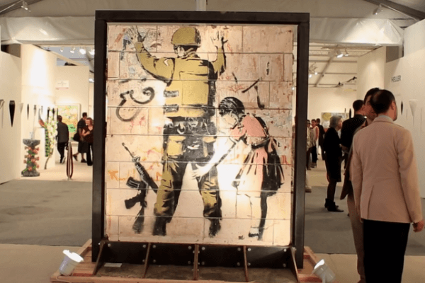 Stop & Search, Street Art, Saving Banksy Documentary 2017