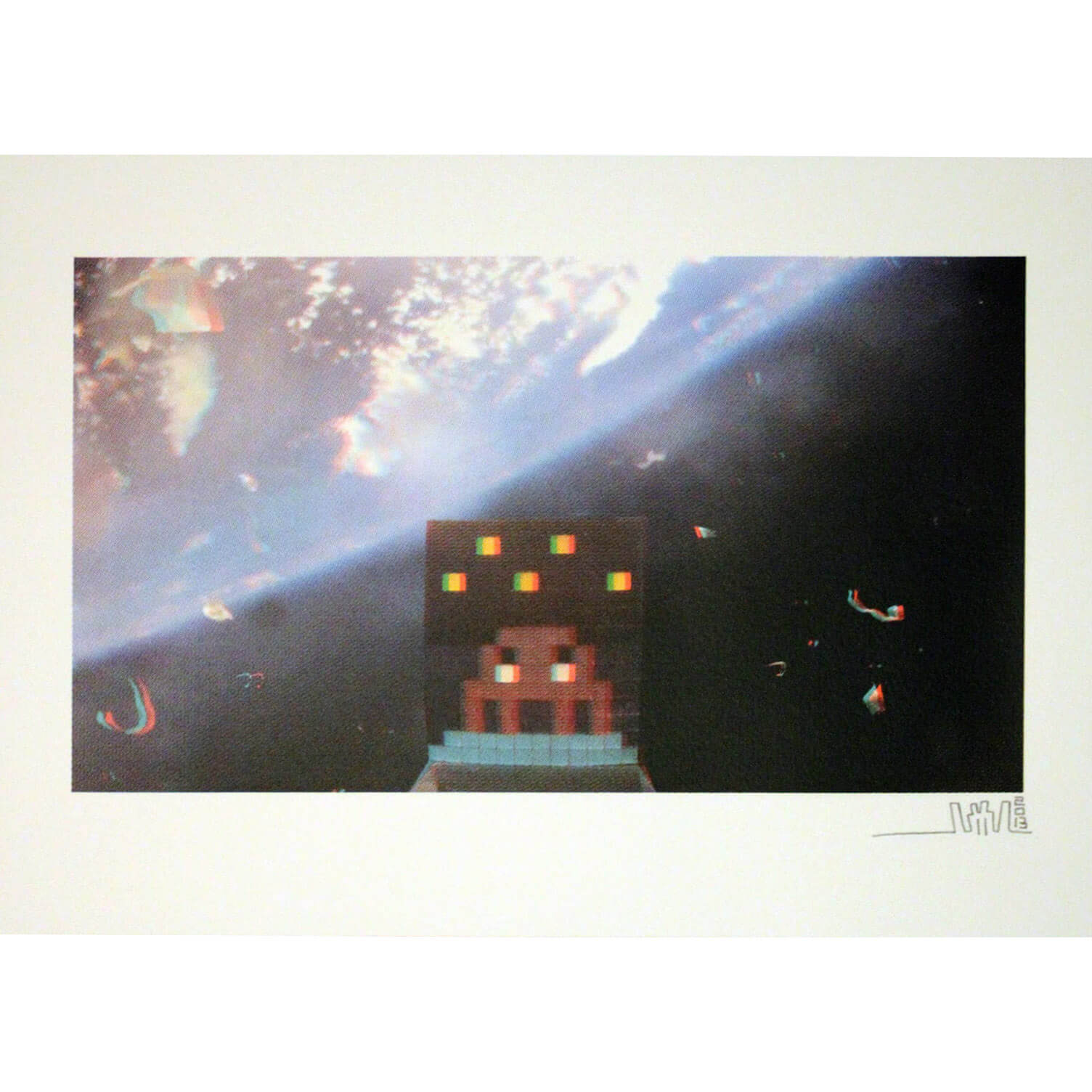 Space Invader - Art4Space 3D Print