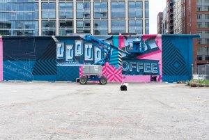 Trav, POW! WOW! Street Art Festival 2017, NoMa, Washington D.C. Photo Credit POW! WOW!