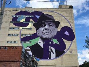 Kevin Ledo, Mural International Public Street Art Festival, Montreal, Canada 2017. Photo credit Davi Tohinnou.