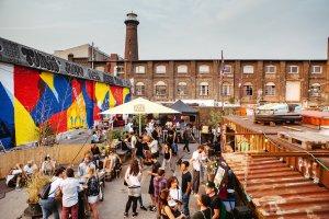 Graffiti Jam, City Leaks, Urban Art Festival, Cologne Germany 2017. Photo Credit Robert Winter.
