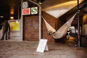 Katharina Jej, City Leaks, Urban Art Festival, Cologne Germany 2017. Photo Credit Robert Winter