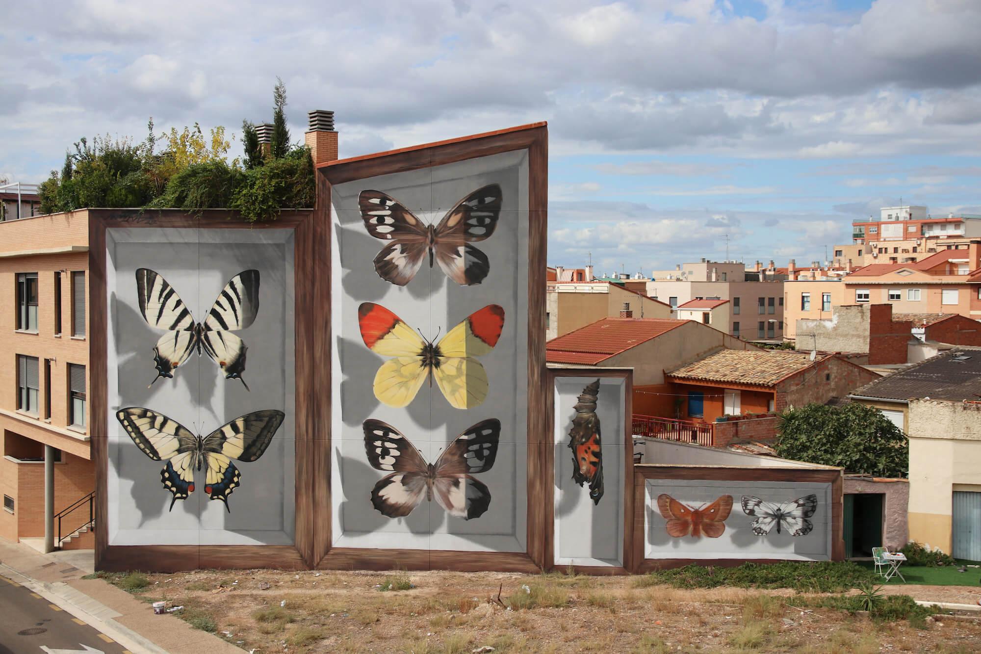 Remarquable Asalto Urban Art Festival, Zaragoza, Spain 2017 WI-27