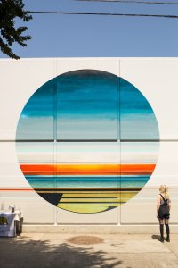 Wide Open Walls, Street Art festival, Sacramento 2017. Photo Credit WOW916