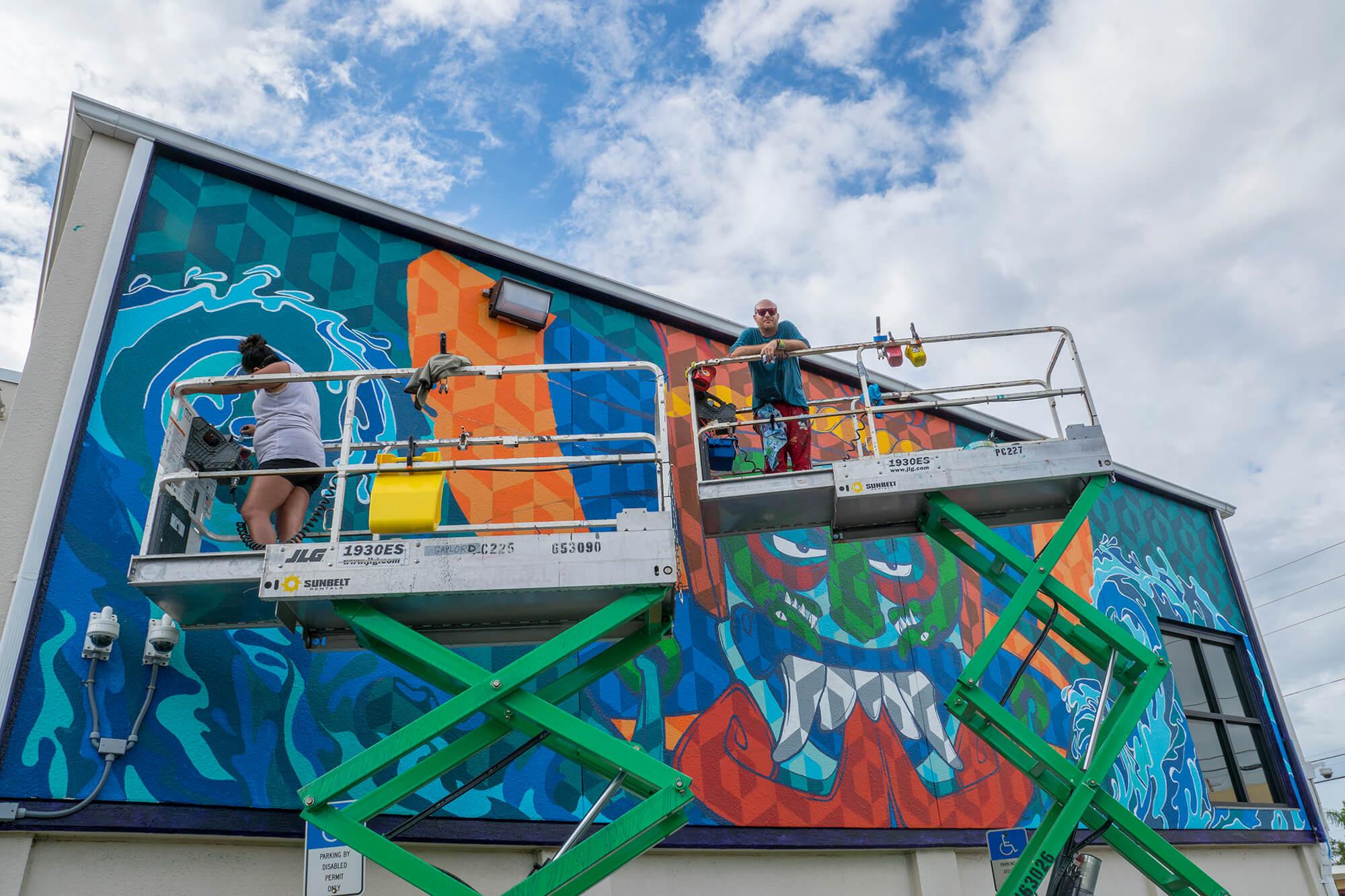 Mural Festival 2018