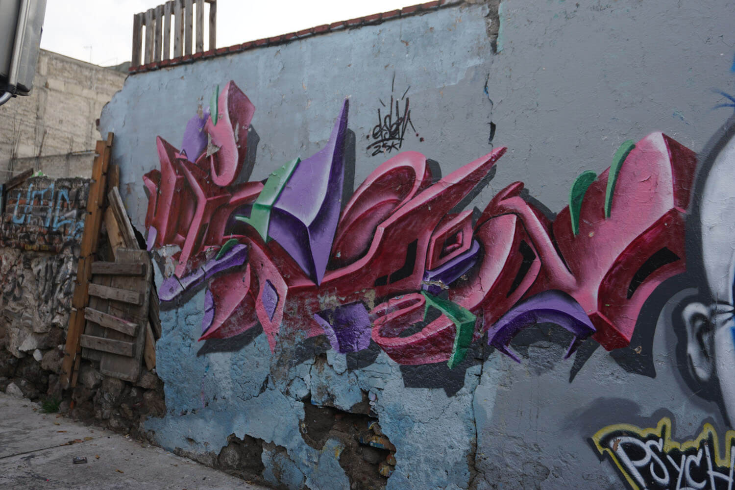 Mexicos graffiti 2017 photo credit fred bombingscience
