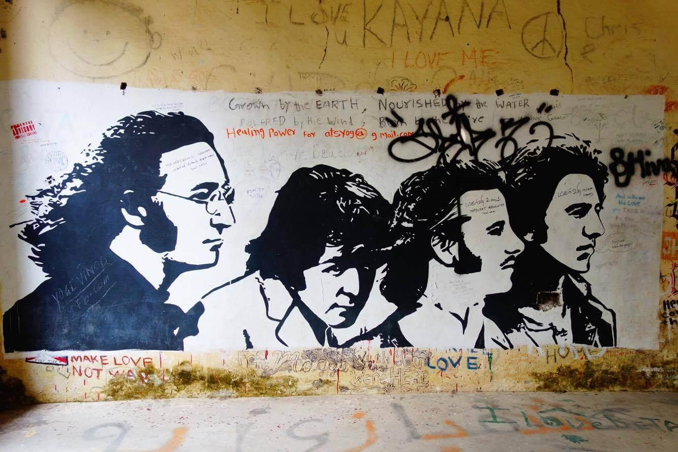 Street art riskikesh india 2017 photo credit jessica beavon