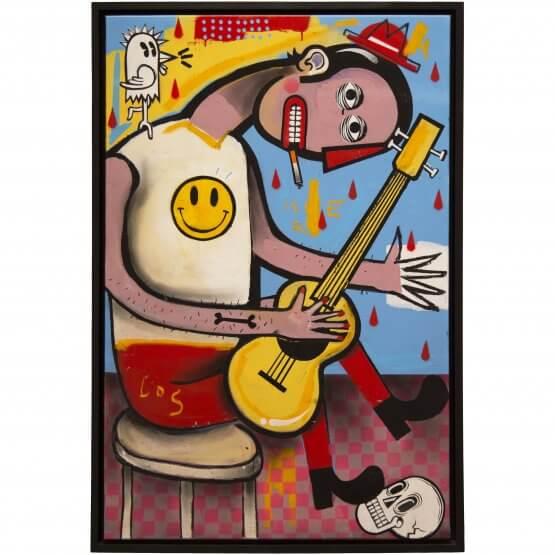 Joachim - Unplugged Canvas 1/1