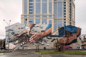 BK Foxx, Rise up in the dirt, Kiev. Photo Credit Sergiy Kadulin