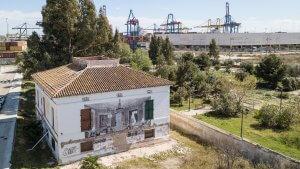 Daniel Muñoz SAN, La Punta, Valencia 2018. Photo Credit Juanmi Ponce.