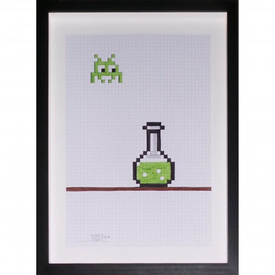 Space Invader - Poison 1/1