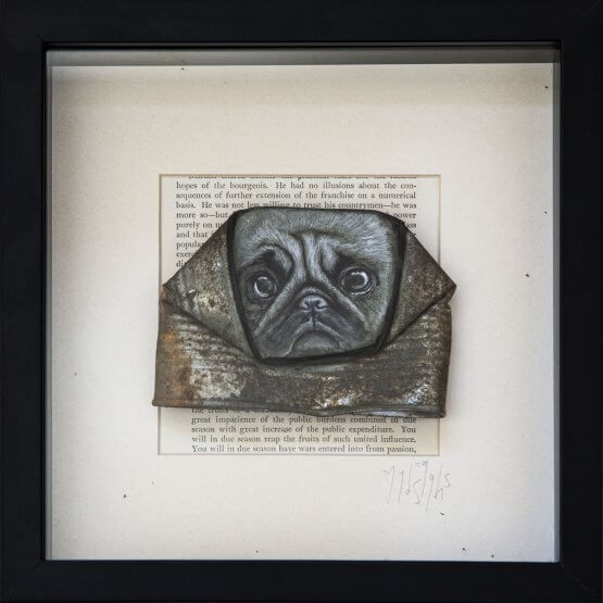 My Dog Sighs - Pug Can