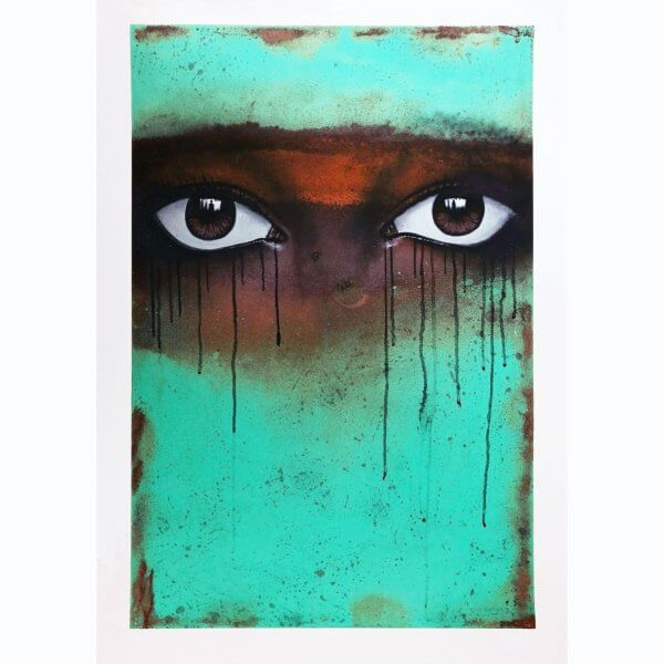 My Dog Sighs - In Rust We Trust Print
