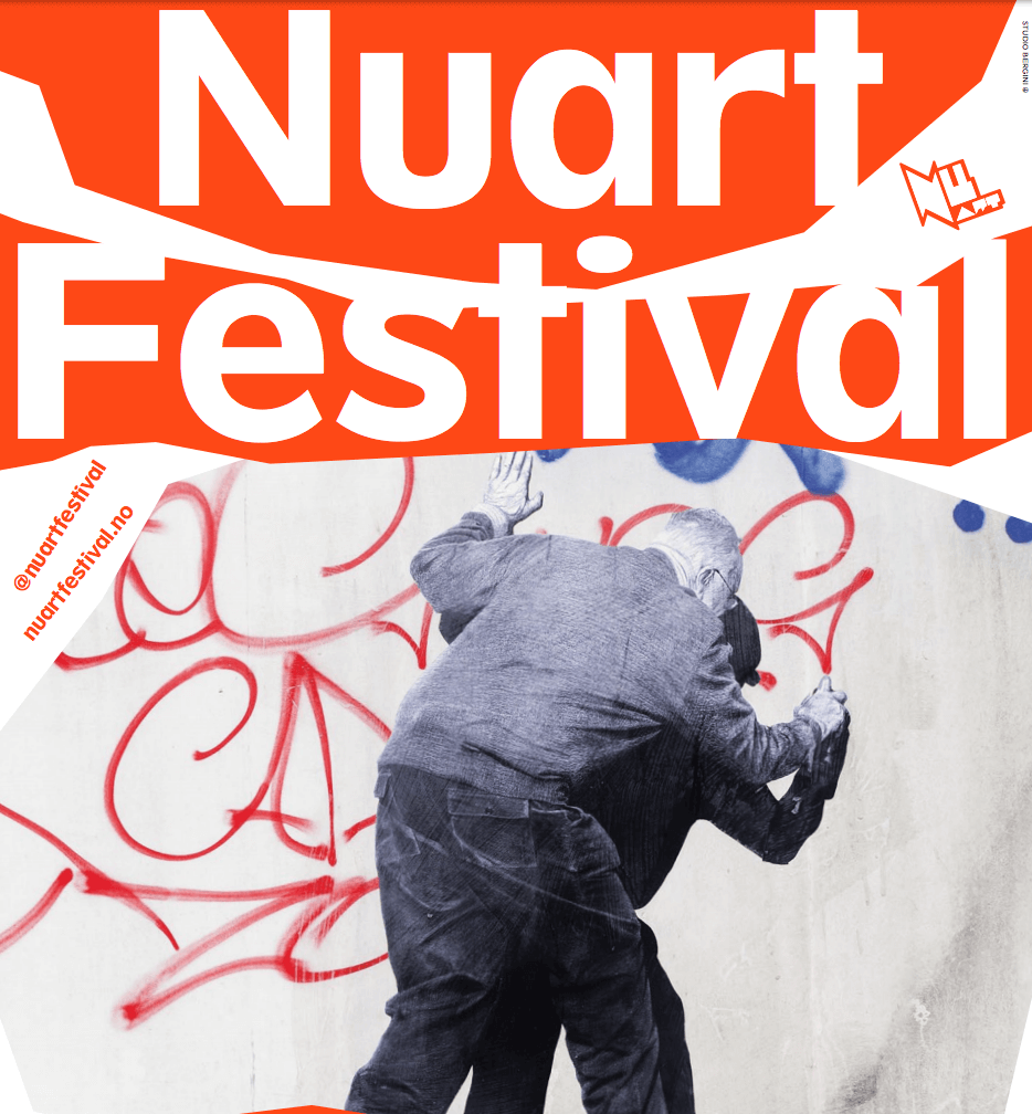 Get ready for NUART Festival 2018! Stavanger, Norway