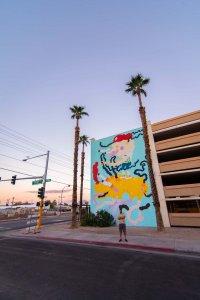 Joakim Ojanen, Life is Beautiful 2018. Downtown Las Vegas. Photo Credit Justkids