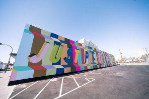 Lakwena, Life is Beautiful 2018. Downtown Las Vegas. Photo Credit Justkids