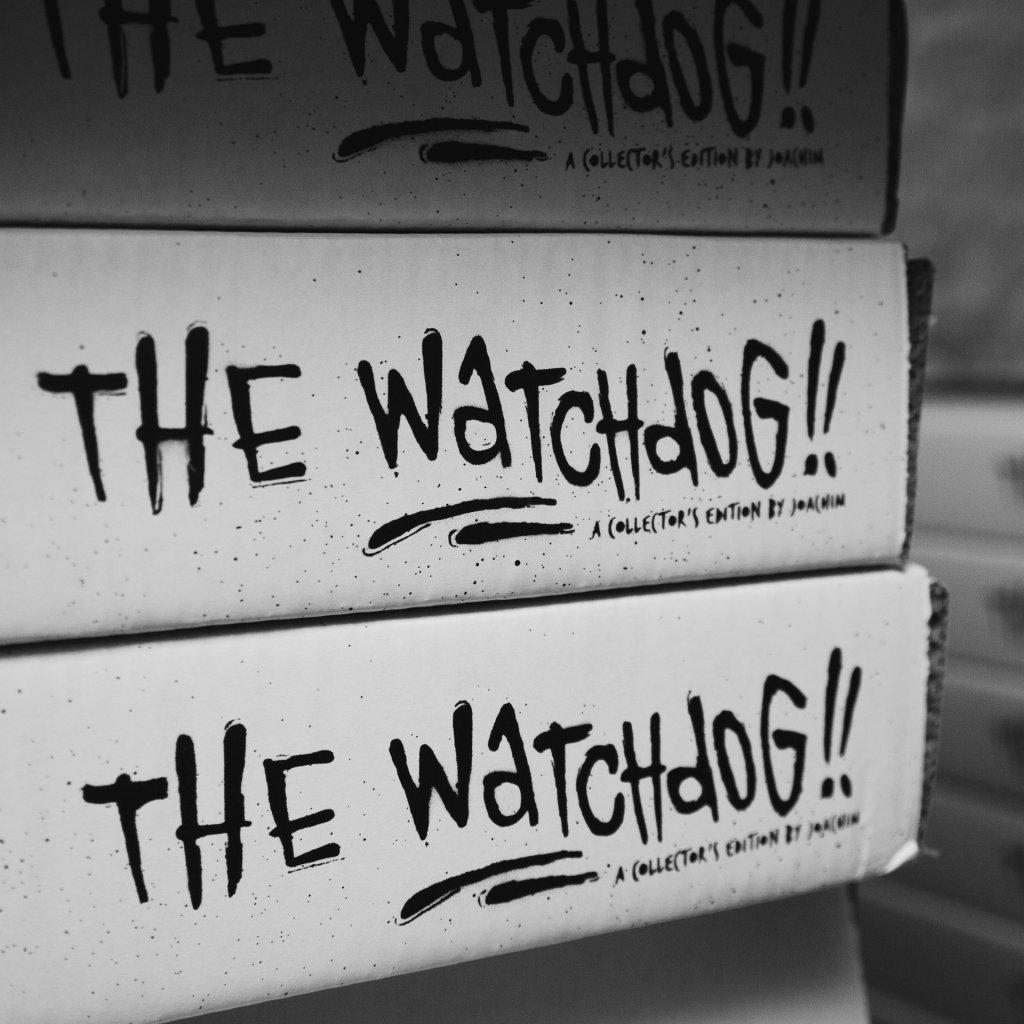 Joachim - The Watchdog Collector's Box