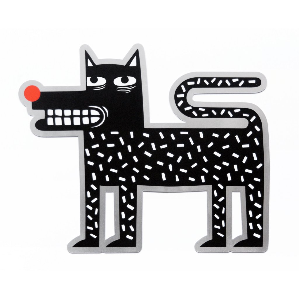 Joachim - The Watchdog (Red Aluminium Edition)