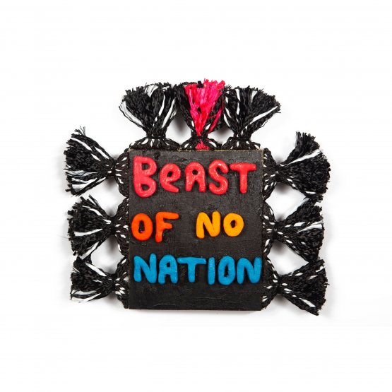 Nina Ghafari - Beast of No Nation
