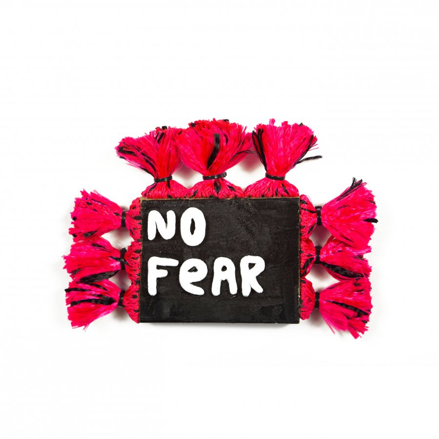 93e47b030f6b Nina Ghafari - No Fear 1/1 - GraffitiStreet