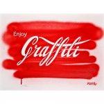 Ernest Zacharevic - Enjoy Graffiti (Handsprayed)
