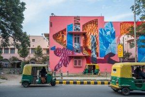 H11235, Lodhi Art Festival, Delhi 2019. Photo credit Pranav Gohil