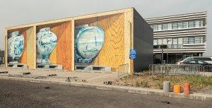 Leon Keer, The Crystal Ship, Oostende 2019. Photo credit Egmond Dobbelaere