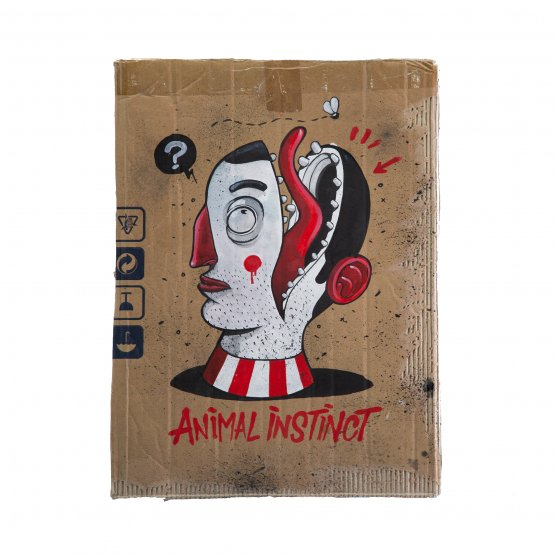 Mister Thoms - Animal Instinct