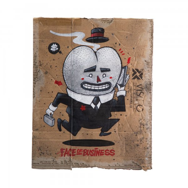 Mister Thoms - Face of Business