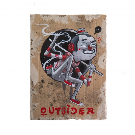 Mister Thoms - Outsider