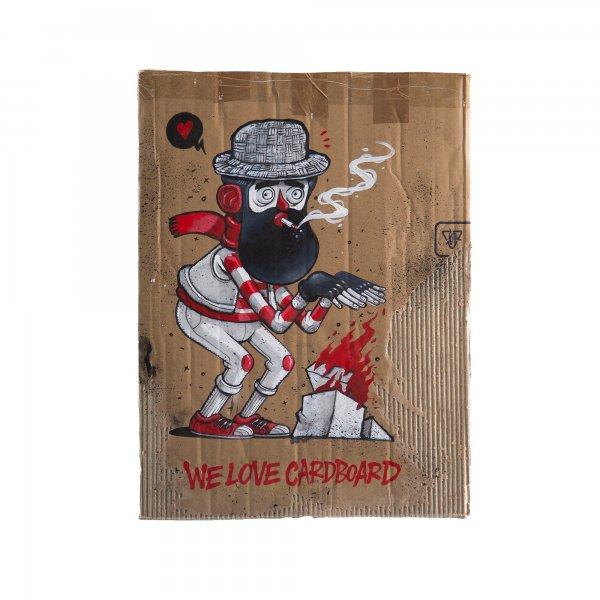 Mister Thoms - We Love Cardboard