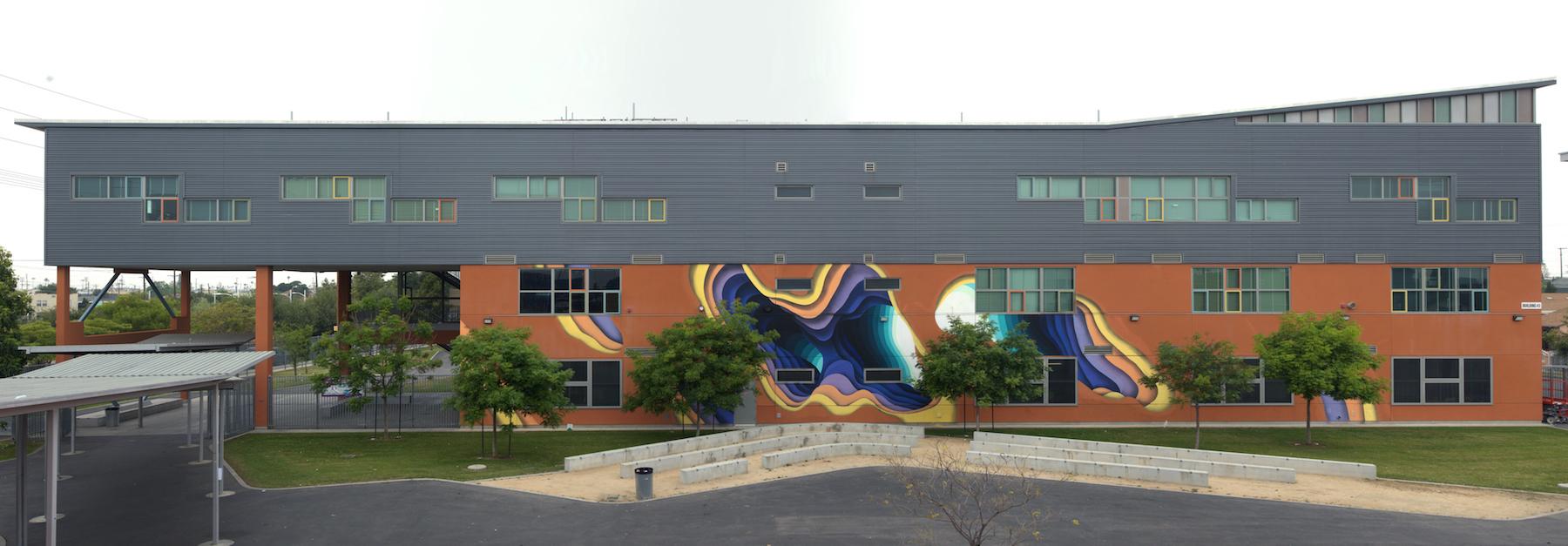 Street Artists dedicate Murals to Maya Angelou, Maya Angelou Mural