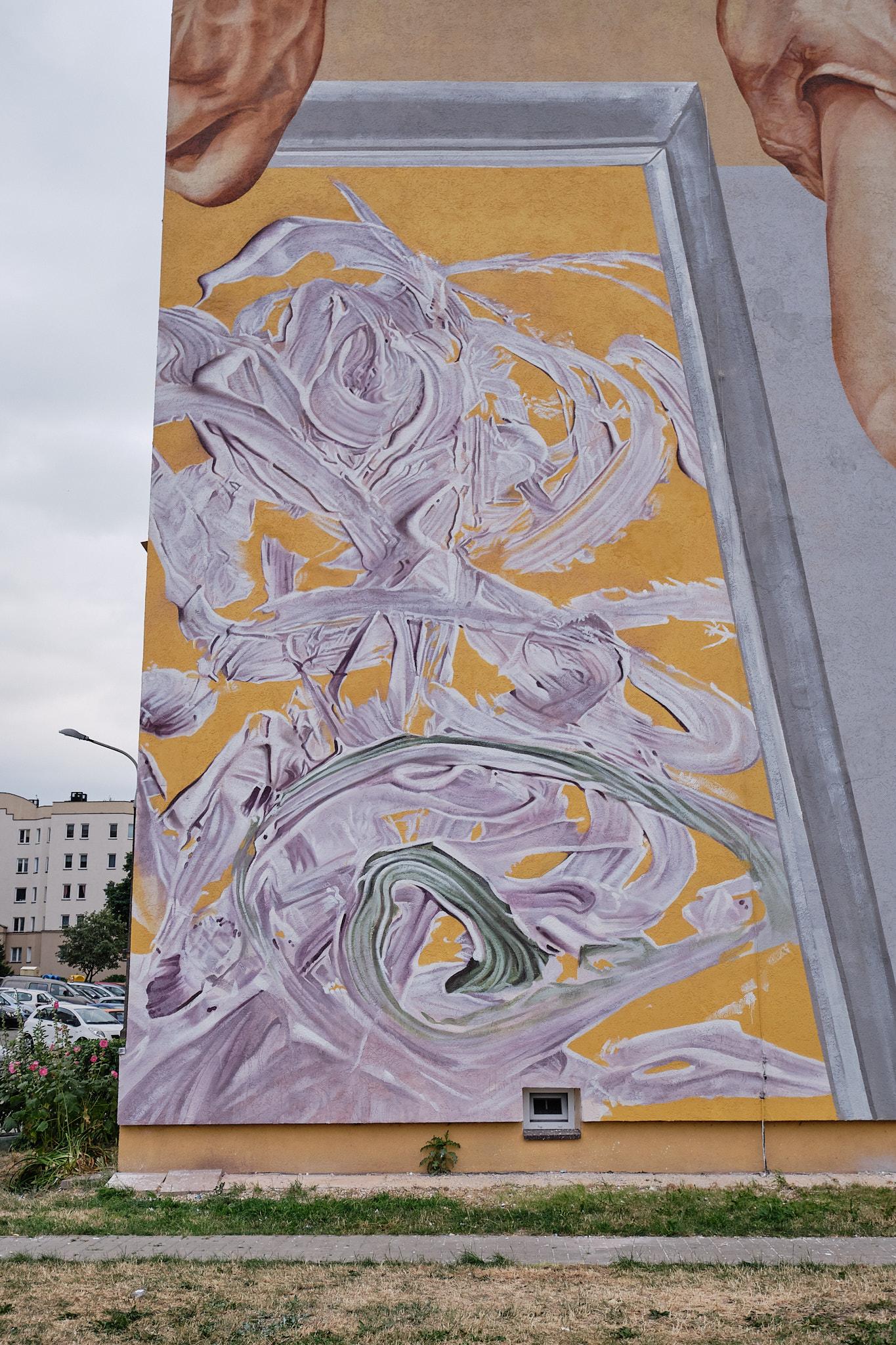 Street Artist Guido van Helten draws Inspiration from the