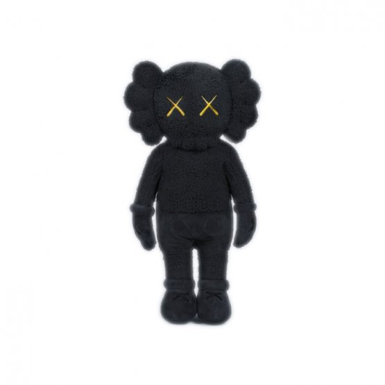 KAWS - Holiday Hong Kong Plush Black