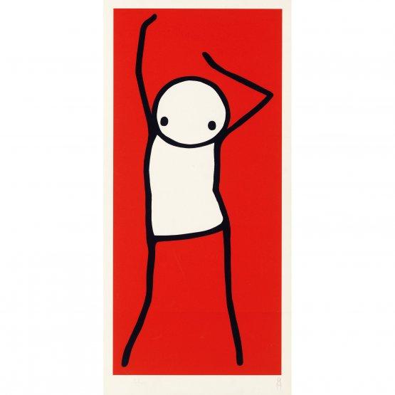 Stik - Dancer Print