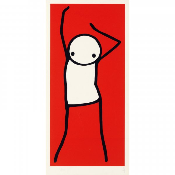 Stik - Dancer Print
